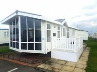 PRIVATE SALE LUXURY STATIC CARAVAN FOR SALE AT WHITLEY BAY HOLIDAY PARK