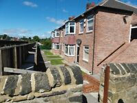 Felling,Gateshead.Next to Metro. 3 Bed Immaculate Flat.No Bond!DSS Welcome!