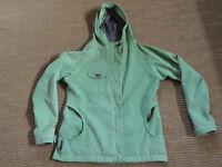 Sprayway 100% cotton jacket