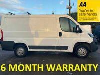 Peugeot, BOXER, Panel Van, 2014, Manual, 2198 (cc)***LOW MILES***FINANCE AVAILABLE***