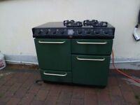 Belling Electric & Gas Range Cooker - £200