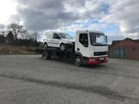 Daf Lf 45 7.5 ton 150 bhp recovery truck 2004