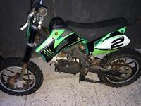 Cobra pit bike