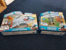 Thomas track master extention packs