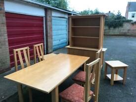 dining room suite can deliver