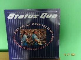 STAUS QUO ROCKING ALL OVER THE YEARS LP