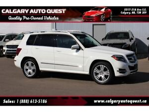 2015 Mercedes-Benz GLK-Class AWD/NAVI/B.CAM/LEATHER/ROOF