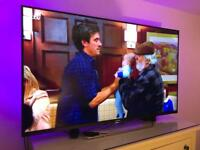 Sony smart tv android 3D 50inch. Backlight fitted