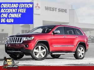 2012 Jeep Grand Cherokee Overland-Only $112/Week-Zero Down