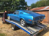 PROFESSIONAL, FULLY INSURED Car transportation and recovery service, Kent, delivering nationwide