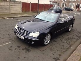 Mercedes-Benz CLK 2.6 CLK240- GUARANTEED MILEAGE- 3 MONTHS WARRANTY- 1YR NEW MOT- NEW STOCK