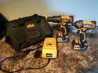 Triton T20 Twin Pack Drills