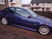 BMW for sale mot to January.