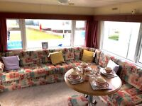 CHEAP STATIC CARAVAN FOR SALE!!! HALF PRICE SITE FEES!!! SANDY BAY HOLIDAY PARK!!!