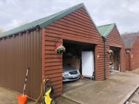 Very Secure 16ft x 43ft Workshop For Rent - Many Uses - Hockley - Essex
