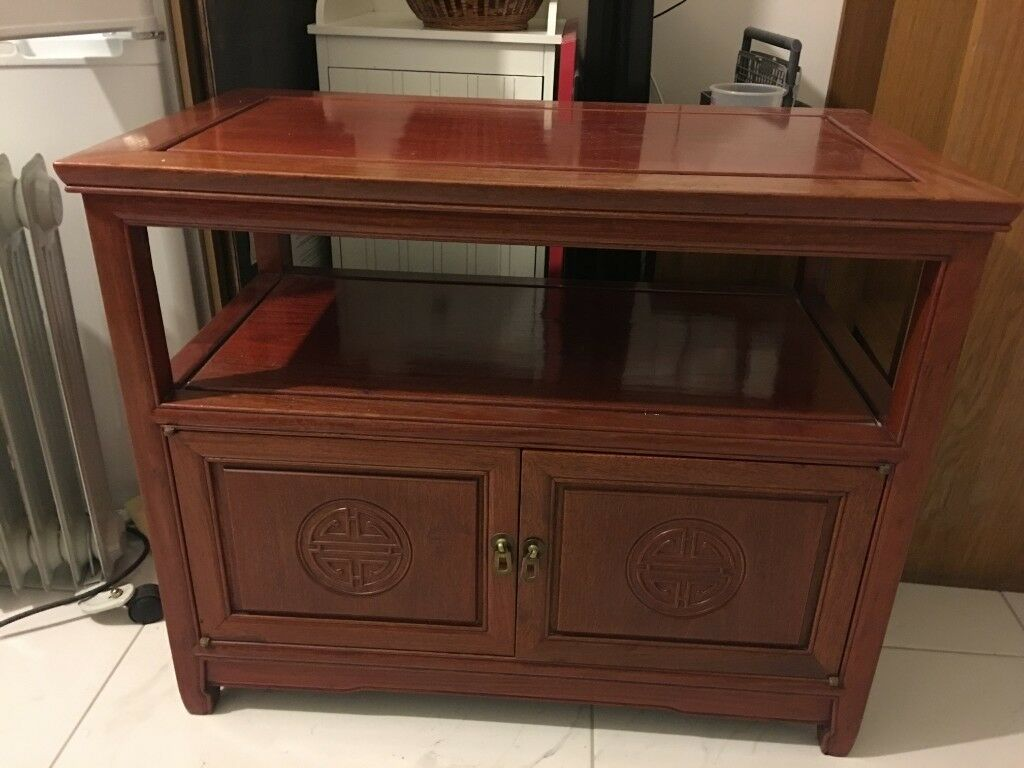 cheap for discount b3ac6 5af76 Chinese Rosewood furniture featuring a TV Cabinet with 1 cupboard in the  Long Life design | in Wallington, London | Gumtree
