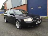 2005 AUDI A6 1.9 TDI 130 FINAL EDITION AVANT ESTATE - NAV - LEATHER - SENSORS - MOT OCT 17 A4 SPORT