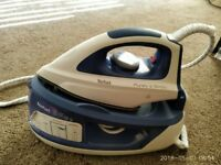 Tefal Purely & Simply - steam iron: Fairly new