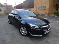 Vauxhall Insignia Design Nav CDTi 5dr Auto Diesel 0% FINANCE AVAILABLE