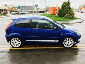 FORD FIESTA 2.0 ST 3dr (blue) 2005