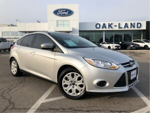 2014 Ford Focus SE,Ext Warranty Inc+Fin at 1.9% upto 60 Months!!