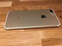 Apple iPhone 7 Plus Gold 32gb Mint