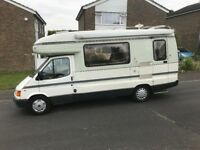 Ford Amethyst Motor Home for Sale ONE YEAR MOT
