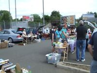 Newcraighall Monthly Charity Car Boot Sale - The Friendly One!