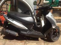 Kymco Agility 125 (not running)