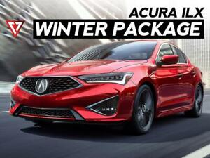 Acura ILX WINTER TIRE + WHEEL PACKAGE 2019 -2020 - T1 Motorsports Ontario Preview