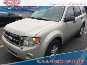 2008 Ford Escape XLT 2.3L FWD AUTO MAGS