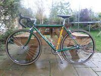 Mercian Road Bike 1983 Classic Steel Frame