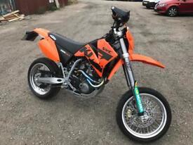 KTM 660 SMC 2005 6k miles super moto