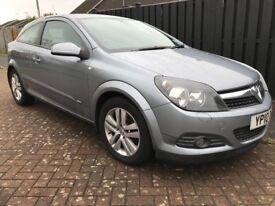 Vauxhall Astra 1.3 cdti SXi 2010 3 door low mileage fsh showroom condition 2 owners p-ex welcome
