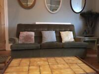 FREE SOFA AND 2 CHAIRS
