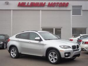 2012 BMW X6 xDrive35i AWD / NAVI / B.CAM / LEATHER / SUNROOF
