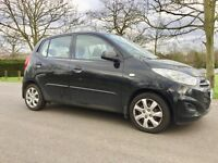 2011 Hyundai i10 Classic ... Manual ... Low miles 36000 only ... Black cleaned ... Hyundai i10 2011