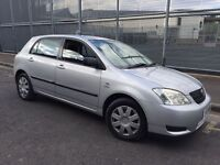 TOYOTA COROLLA T2 1.4 VVTI = £890 ONLY =