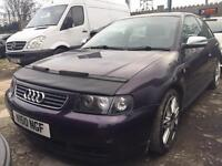 Audi A3 1.8T Turbo 210 Bhp May Px or Swap Bmw e30 e36 e46 vw golf Gti tdi vr6 20v r32 s3