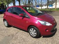 2009 FORD KA,LONG MOT,£30 ROAD TAX,£2195