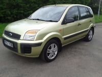 CHOICE OF FORD FUSION TDCI / TOYOTA YARIS