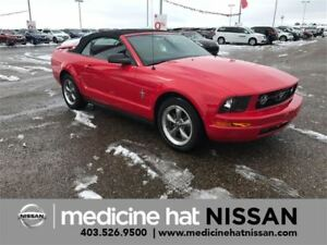 2006 Ford Mustang Convertible TEXT 306-774-6459 for more info!