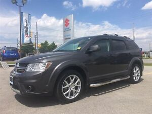 2014 Dodge Journey Limited ~7-Pass ~Power Sunroof ~8.4 Touchscre