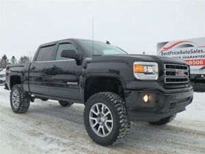 2015 GMC Sierra 1500 SLE! LIFTED! JACKED! CERTIFIED!