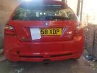 2009 58 reg proton satria neo gsx lotus only 65k full service history long mot lots of new parts