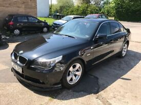 BMW 5 series 520d SE SALOON or best offer