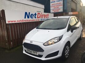 Ford Fiesta 1.25 Studio Hatchback 3dr - LOW MILEAGE. FULL FORD HISTORY (£30 A YEAR TAX)
