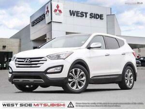 2013 Hyundai Santa Fe Sport 2.0T-One Owner-Heated Seats/Mirrors-