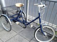 PASHLEY TRIKE. a beautiful bike.. Excellent Condition £325.00