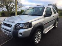 2006 Freelander Landrover TD4. 105k miles. Excellent Condition
